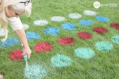 Lawn Twister | 25+ Yard Games