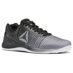 f3638e34cf0c Reebok CrossFit Nano 7 Weave Men s Fitness Training Shoes in White   Black