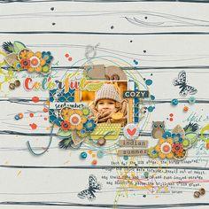 Layout using {Indian Summer} Digital Scrapbook Kit by Blagovesta Gosheva available at Sweet Shoppe Designs www.sweetshoppede... #digitalscrapbooking #digitalscrapbook #sweetshoppedesigns #blagovestagosheva
