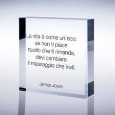 Cubetto Plexi stampato con frase - You Quote We Print - You Quote We Print Positive Quotes, Motivational Quotes, Inspirational Quotes, Peace Quotes, Life Quotes, Take Me Up, Wonder Quotes, English Quotes, Good Thoughts