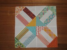 HandmadeRetro: ...planning stitching and crackers (do. Good Stitches March Cherish Quilt) Signature blocks?