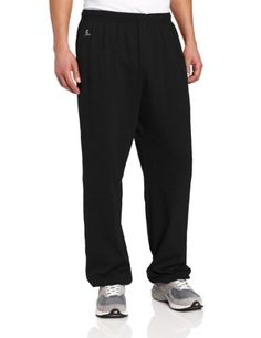 Russell Athletic Men's Cotton Performance Elastic Bottom Jersey Pant, Black, Small Russell Athletic, - Amazon