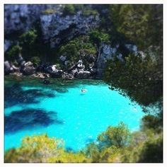 Menorca, Spain. i'd like to be there right now....