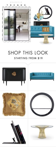 """What An Angle?"" by nusongbird ❤ liked on Polyvore featuring interior, interiors, interior design, home, home decor, interior decorating, Currey & Company, Gus* Modern, Sweet Dreams and Matteo"