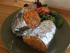 It\'s Chipotle Chicken Burrito time @boca31.denton! 9$  #boca31 #chefandresmeraz #dentonslacker #dealoftheday #lunchspecial #denton #dentontexas #dentontx #dentoning #wedentondoit #wddi #unt #twu #dentonite #doingitdenton #dentonproud