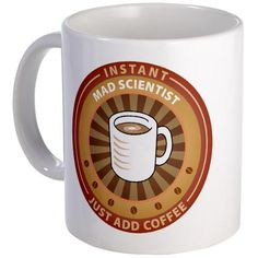 Mad Scientist Mug