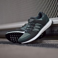 adidas EQT Support Ultra Trace Green . Lancement 11.2 sur SNKRS.COM