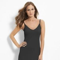 Commando Other - Fitted Slip with Adjustable Straps
