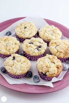 Heidelbeer Joghurt Muffins mit Zitronenstreuseln_Bild 12