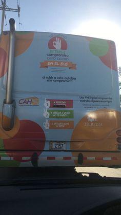 Así lucha Heredia contra el acoso en los buses