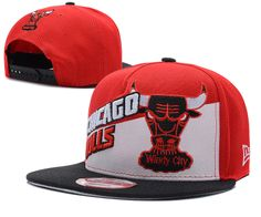 NBA Chicago Bulls Snapback Hat (203) , sales promotion  $5.9 - www.hatsmalls.com