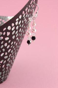 Perlenohrringe - Ohrschmuck Anna - ein Designerstück von greta_mar bei DaWanda