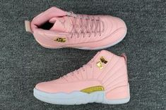 Where To Buy Air Jordan 12 Womens!A Best Store to Buy Wholesale Air Jordan Shoes and Nike Shoes Online,Shop New Jordans and Nike Sneakers for Cheap from China Manufacturer with Fast Shipping. Jordan Shoes Girls, Air Jordan Shoes, Girls Shoes, Pink Shoes, Shoes Women, Michael Jordan Shoes, Cute Jordans, Jordans Girls, Jordans 2018
