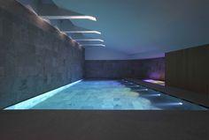 House in Valtellina - LFL architetti Pool. ideas, backyard, patio, diy, landscape, deck, party, garden, outdoor, house, swimming, water, beach.