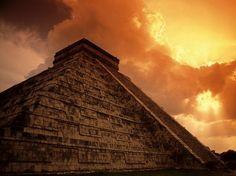 Mayan Ruins - Mexico