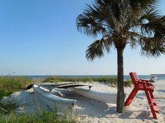 Wir fuhren mit dem Mietwagen von Orlando nach Pensacola Beach, den Nordwesten Floridas. Meine Tipps...
