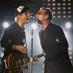 GREENDAY & U2