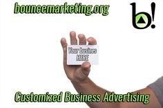 Bounce Marketing, can help make your marketing strategy be as diverse as your audience. www.bouncemarketing.org | 386-734-9600