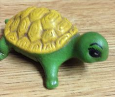Twins' Mothers' Club - 1976 Mini Turtles, Spoon Rest, Mothers, Twins, Club, Tableware, Dinnerware, Tablewares, Gemini