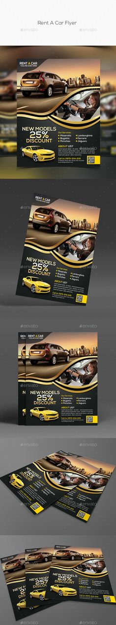 Car Wash Business Free PSD Flyer Template - http\/\/freepsdflyer - auto detailing flyer template