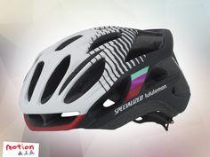 El casco #Specialized #Propero II cuenta con el sistema de retención ProFit 360 y el de refrigeración 4th Dimension Cooling, así como las correas TriFix.
