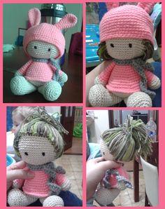 Definitivamente la estrella del blog es Tekubi!!! No dejo de recibir fotos y me encanta!!!   Clara ha hecho cuatro hermanitas! Cada una de...