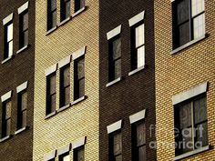 Rhyme Time - photograph by James Aiken. Fine art prints for sale. #repetition #rhyme #windows