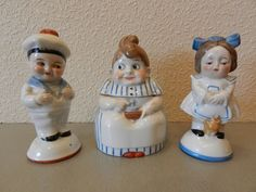 Germany Salt and Pepper Shakers