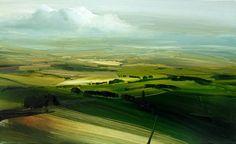 James Naughton的风景绘画作品