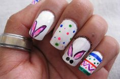 Esater Nails #happyEaster #EasterBunny