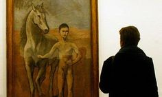 Picasso's Boy Leading a Horse