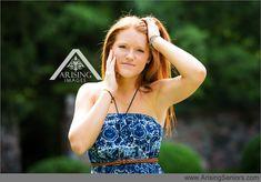Pretty outdoor senior pictures. #arisingimages #michigan #seniorpics #photoshoot #pose