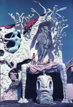 Salvador Dali's exhibit at the 1964/65 World's Fair
