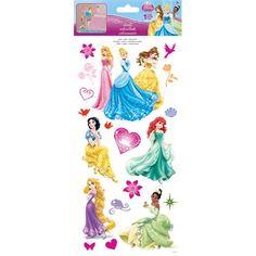 Disney Princess Wall Decals: Decor : Walmart.com