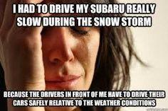 Subaru MEME WAR!!!