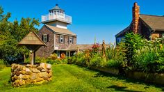 Maine Lighthouses and Beyond: Rockland Harbor Southwest Lighthouse. To enjoy my site on lighthouses please click on the above photo.