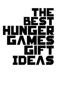 The best Hunger Games gift ideas around...a page full of them, LOL. If you're looking for a special present for a Hunger Games fan, you will enjoy this page on which you will find some great choices -- like Hunger Games coffee mugs, soundtracks, posters, calendars, water bottles, blankets and more.