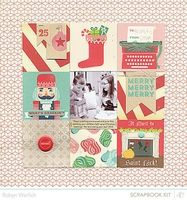 A Project by RobynRW from our Scrapbooking Gallery originally submitted 12/04/13 at 10:25 AM