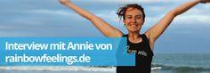 Im Interview: Annie von rainbowfeelings