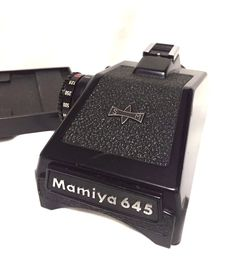 **EXCELLENT+++++** Mamiya 645 PDS Prism PD Finder S for M645 / 1000S from Japan #Mamiya