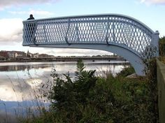 Third Bridge, Cityside site, River Foyle, Derry, N Ireland, 2005
