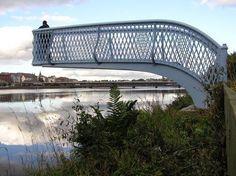 Londonderry, Land Art, Public Art, Installation Art, Landscape Architecture, Third, Ireland, Bridge, Construction