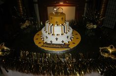 Thanks to Kim Ford for sending! #Saints #Cakes #Cake #Wedding