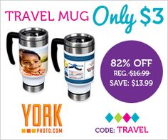 Tri Cities On A Dime: ORDER YOU CUSTOM PHOTO TRAVEL MUG FOR $3 FROM YOR...