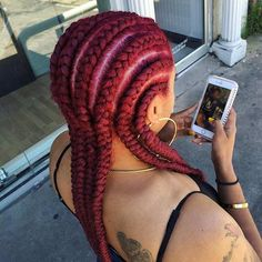 31 Cornrow Styles to Copy for Summer