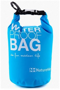 Great for keeping all your valuables dry while rafting, hiking, camping or any…