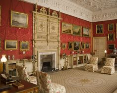 The Drawing Room, Audley End, Essex