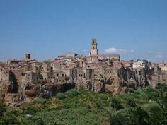 Italia - Toscana - Pitigliano