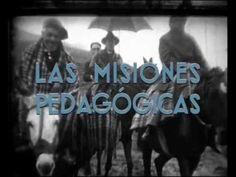 ▶ Misiones Pedagógicas - YouTube