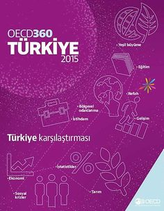 New! OECD 360: Compare data on education, jobs, climate, poverty, and economy for Turkey. #türkiye #OECD360 #publications